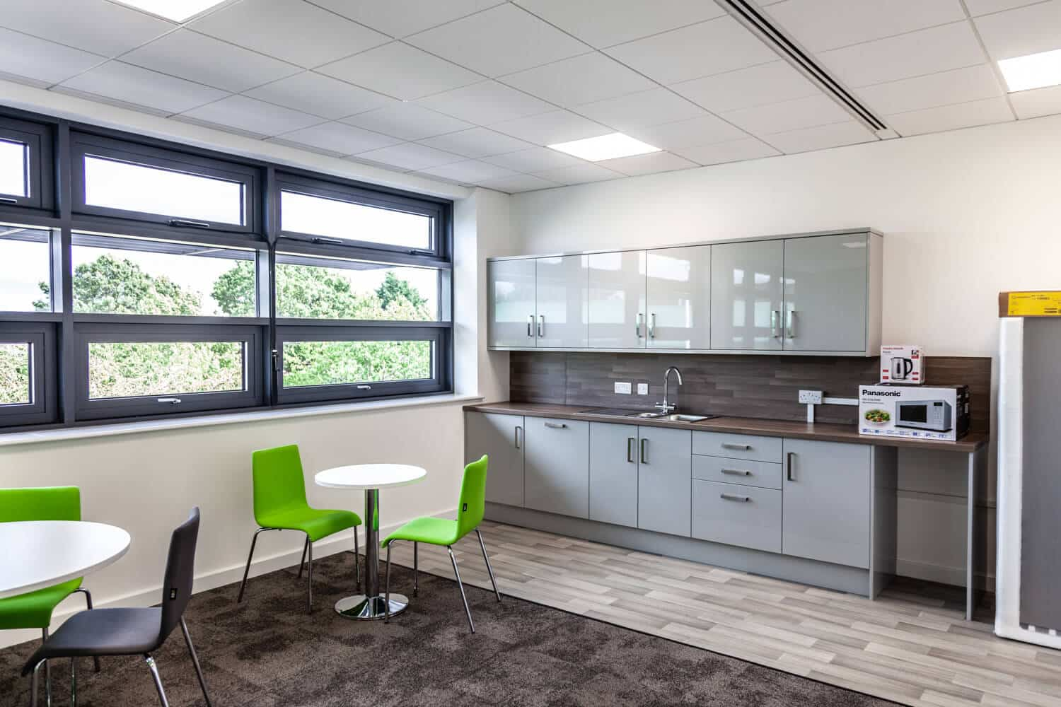 Office Meeting Room Fit Out Worcestershire